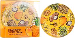 Kup PRZECENA! Parowy krem do rąk Ananas i mango - SeaNtree Steam Hand Butter Cream *