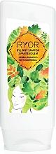 Kup Ziołowy szampon z pantenolem do włosów - Ryor Herbal Shampoo With Panthenol