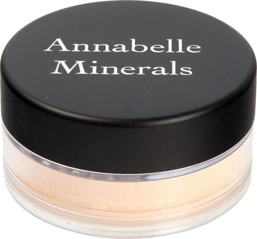 Mineralny podkład kryjący do twarzy - Annabelle Minerals Coverage Foundation (mini)