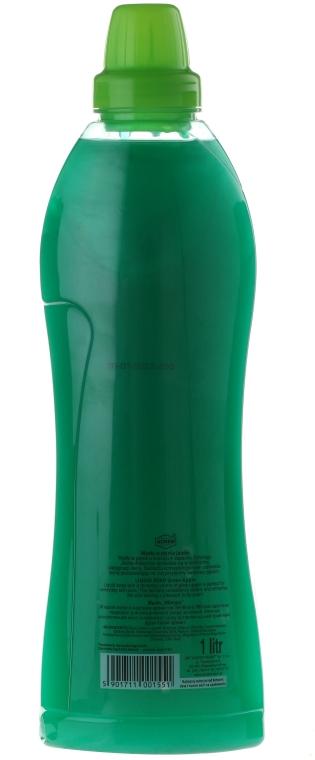 Mydło w płynie Jabłko - Achem Soap — фото N2