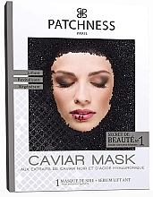 Kup Maseczka do twarzy z ekstraktem z kawioru - Patchness Caviar Mask
