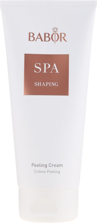 Krem-peeling do ciała - Babor SPA Shaping Peeling Cream — фото N2