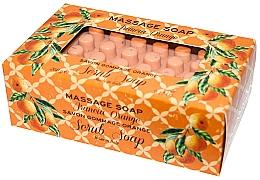 Kup Mydło peelingujące do masażu ciała Pomarańcza - Gori 1919 Massage Scrub Soap Orange