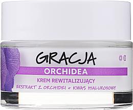 Kup PRZECENA! Rewitalizujący krem przeciw zmarszczkom na dzień i na noc Orchidea - Gracja *