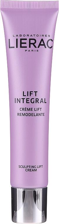 Modelujący krem liftingujący do skóry suchej, normalnej i mieszanej - Lierac Lift Integral — фото N6