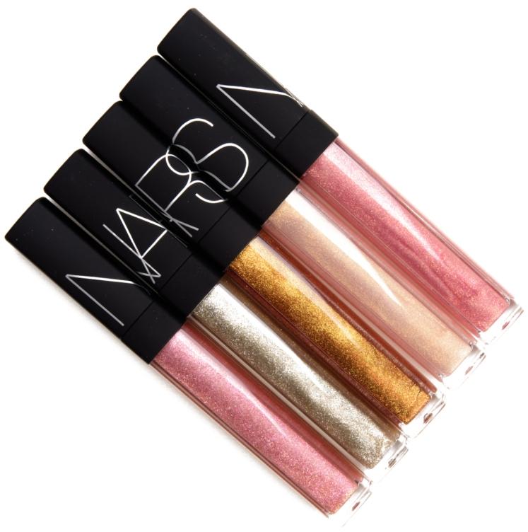 Kremowy błyszczyk do ust, oczu i policzków - Nars Multi-Use Gloss — фото N2