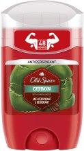 Kup Antyperspirant-dezodorant w sztyfcie dla mężczyzn - Old Spice Citron