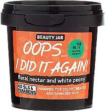 Kup Szampon do włosów farbowanych Oops... I did it again - Beauty Jar Shampoo For Colour-Treated And Damaged Hair