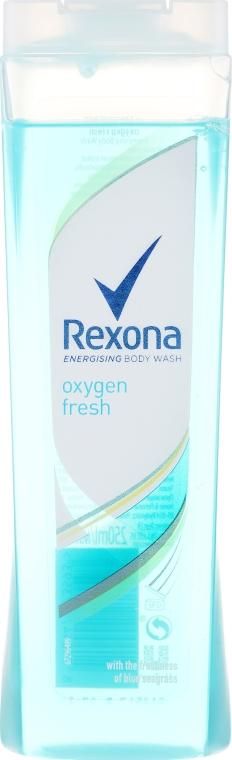 Oczyszczający żel pod prysznic - Rexona Oxygen Fresh Shower Gel