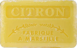 Kup Marsylskie mydło w kostce Cytryna - Foufour Savonnette Marseillaise Citron