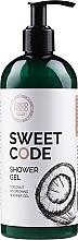 Kup Odżywczy żel pod prysznic do skóry suchej i normalnej z olejem kokosowym - Good Mood Sweet Code Shower Gel