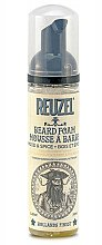 Kup Odżywka w piance do brody Drewno i przyprawy - Reuzel Beard Foam Wood And Spice