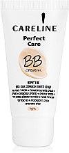 Kup Krem BB do twarzy - Careline Perfect Care BB Face Cream SPF 15