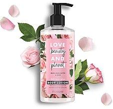 Kup Nawilżający balsam do ciała Masło murumuru i róża - Love Beauty&Planet Delicious Glow Body Lotion