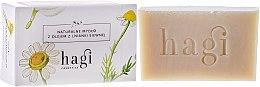 Kup Naturalne mydło z olejem z lnianki siewnej - Hagi Powietrze