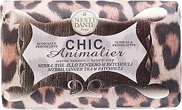 Kup Mydło kosmetyczne Lampart - Nesti Dante Chic Animalier Soap