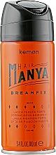 Kup Lakier do włosów mocno utrwalający o zapachu mango - Kemon Hair Manya Dreamfix
