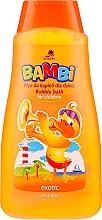 Kup Płyn do kąpieli dla dzieci Egzotyka - Pollena Savona Bambi