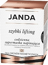 Kup Codzienna supermaska napinająca szybki lifting - Janda
