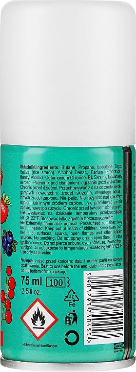 Suchy szampon do włosów Czerwone jagody - Time Out Red Berries — фото N2