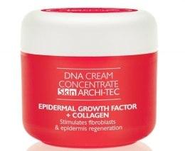 Kup Skoncentrowany krem na twarz, szyję i dekolt Czynnik wzrostu naskórka i kolagen - Dermo Pharma DNA Cream Concentrate Skin Archi-Tec Epidermal Growth Factor + Collagen