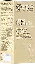 Kup PRZECENA! Aktywne serum przyspieszające wzrost włosów i regenerujące ich strukturę - ECO Laboratorie Active Hair Serum *
