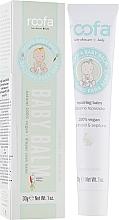 Kup Regenerujący balsam do ciała dla niemowląt - Roofa Vegan Baby Balm Panthenol & Sepitonic