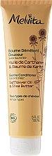 Kup Delikatna odżywka do włosów z olejem krokoszowym i masłem shea - Melvita Gentle Conditioner