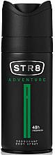 Kup STR8 Adventure Deo Spray 48H - Dezodorant w sprayu do ciała dla mężczyzn