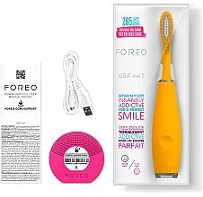 Elektryczna szczoteczka do zębów - Foreo Issa Mini 2 Mango Tango — фото N4