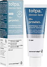 Kup Nawilżający krem do twarzy przeciw starzeniu - Tołpa Provivo 35+ Moisturising Anti-Age Cream