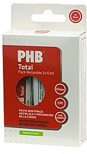 Kup Pasta do zębów - PHB Total Travel Toothpaste