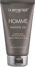 Kup Żel do golenia do wszystkich rodzajów skóry - La Biosthetique Homme Shaving Gel