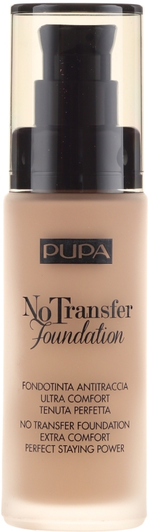 Podkład - Pupa No Transfer Foundation