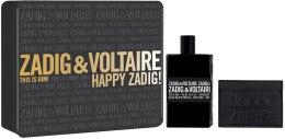 Kup Zadig & Voltaire This is Him - Zestaw (edt/100ml + purse)