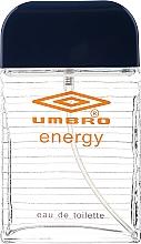 Kup Umbro Energy - Woda toaletowa (tester z nakrętką)