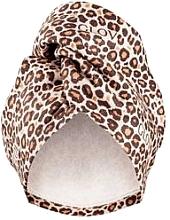 Kup PRZECENA! Ręcznik do włosów Leopard - Glov Hair Wrap*