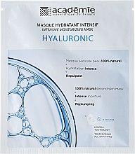 Kup Intensywna maska nawilżająca z kwasem hialuronowym - Académie Intensive Moisturizing Mask