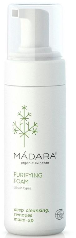 Oczyszczająca pianka do twarzy - Madara Cosmetics Purifying Foam — фото N1