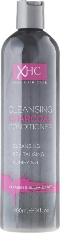 Oczyszczająca odżywka do włosów - Xpel Marketing Ltd Xpel Hair Care Cleansing Revitalising Purifying Charcoal Conditioner — фото N1