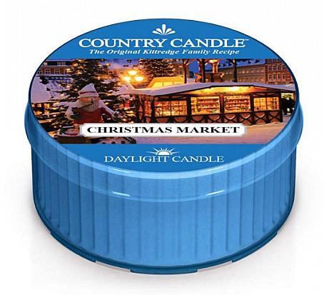 Świeca zapachowa - Kringle Candle Christmas Market  — фото N1