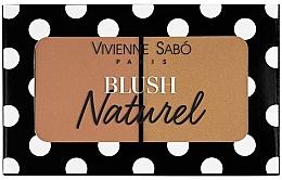 Kup Podwójny róż do policzków - Vivienne Sabo Naturel Blush Duo