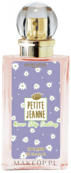 jeanne arthes petite jeanne - never stop smiling