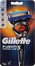Kup Maszynka do golenia z 1 wymiennym ostrzem - Gillette Fusion ProGlide Flexball