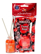 Kup Dyfuzor zapachowy Owoce leśne - La Casa de Los Aromas Mikado Reed Diffuser