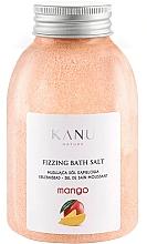 Kup Musująca sól do kąpieli Mango - Kanu Nature Mango Fizzing Bath Salt