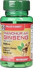 Kup Suplement diety z żeń-szeniem - Holland & Barrett Manchurian Ginseng 500mg