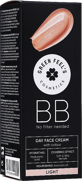 Krem BB - Green Feel's BB Matt Face Cream — фото N1
