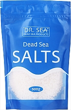 Kup Sól z Morza Martwego - Dr. Sea Dead Sea Salts