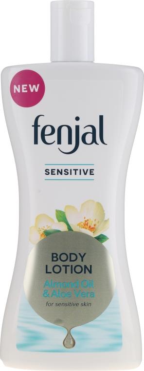 Balsam do ciała - Fenjal Sensitive Body Lotion — фото N1
